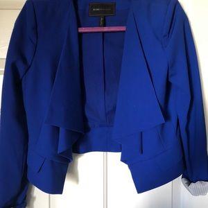 Bcbg cropped blazer